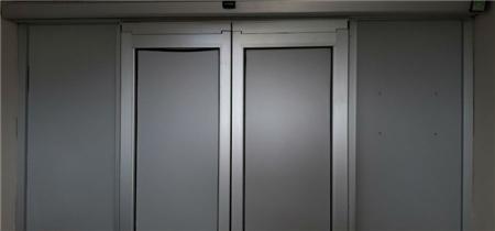 Panik Açılır Yana Kayar Kapılar