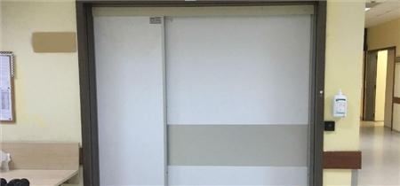 Radyasyon Korumalı X-Ray Kapıları